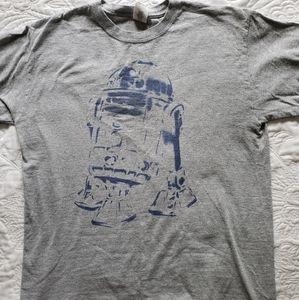 R2-D2 Men's T-shirt.